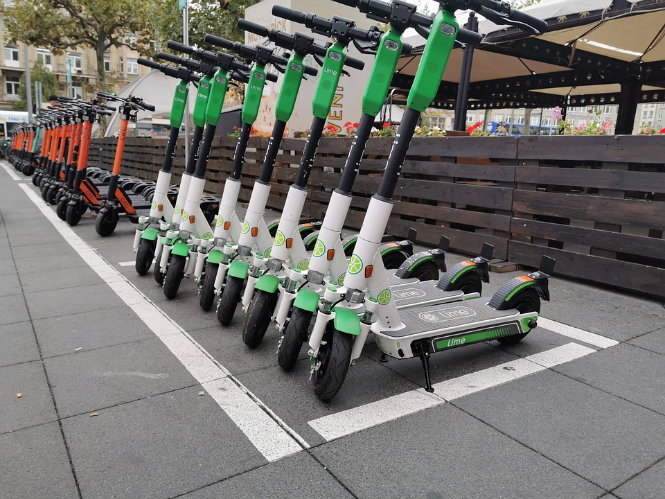 E-Scooter Pilot Proposals Now Welcome